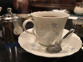 モカコーヒーの写真・画像素材[3699607]