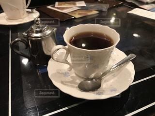 モカコーヒーの写真・画像素材[3699608]