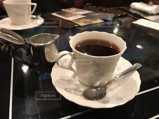 モカコーヒーの写真・画像素材[3699609]