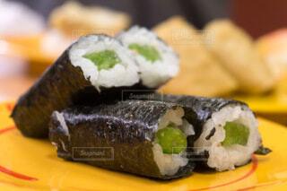 太巻き寿司の写真・画像素材[3788165]