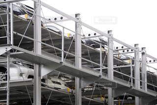 立体 機械式駐車場の写真・画像素材[3791734]