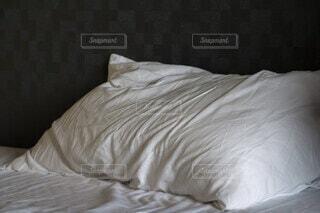 まくら 睡眠の写真・画像素材[3962037]