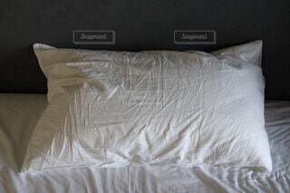 まくら 睡眠の写真・画像素材[3962136]