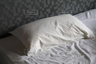 まくら 睡眠の写真・画像素材[3962138]