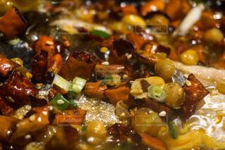 中華料理 脆皮焼魚の写真・画像素材[3975435]