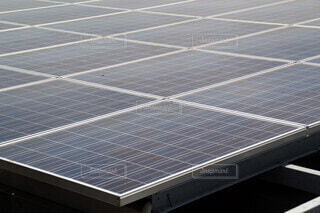ソーラーパネル 太陽光発電の写真・画像素材[3982208]