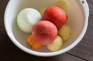 野菜の食材の写真・画像素材[4029689]