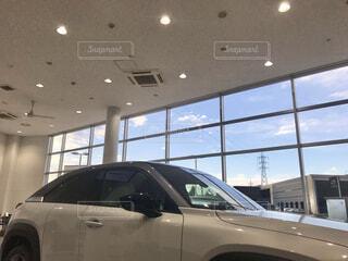 自動車販売店の写真・画像素材[4095755]