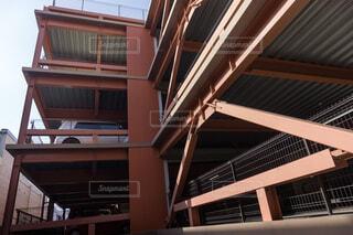 立体駐車場の写真・画像素材[4392309]