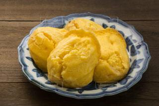 トウモロコシの饅頭 黍餅の写真・画像素材[4557949]
