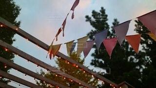 夜のパーティーの写真・画像素材[4082790]