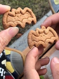 ハロウィンクッキーの写真・画像素材[3590078]
