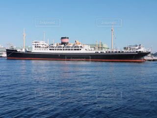 大きな船の写真・画像素材[3127834]