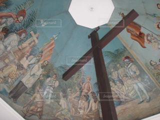教会の写真・画像素材[138918]