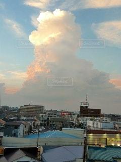 雲の写真・画像素材[3248637]