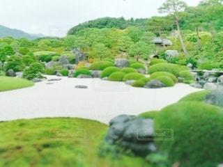 日本庭園の写真・画像素材[3500976]