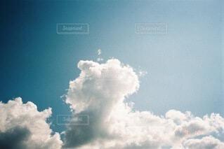 夏雲の写真・画像素材[3658938]