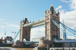 都市の川に架かる橋 タワーブリッジの写真・画像素材[3619358]