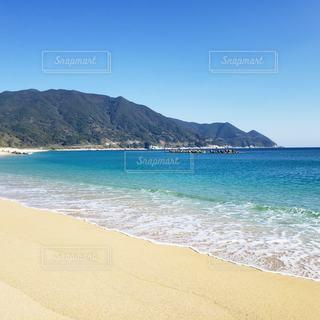 砂浜の写真・画像素材[3140523]