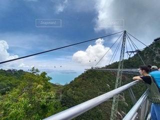 ランカウイ島 スカイブリッジの写真・画像素材[3149486]