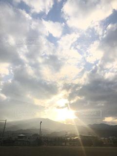 空の雲の群の写真・画像素材[3168270]