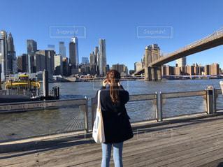 ニューヨークへ女子旅の写真・画像素材[3199648]