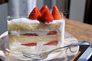 ショートケーキの写真・画像素材[3283711]