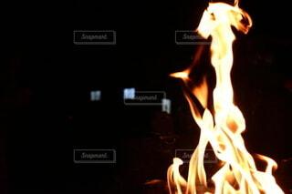炎の写真・画像素材[4815747]