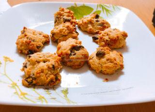 手作りクッキーの写真・画像素材[3155093]