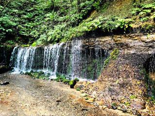 滝の写真・画像素材[3165899]