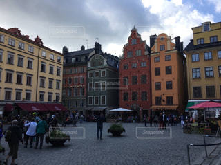 旧市街の写真・画像素材[3150646]