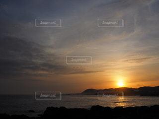 夕日の写真・画像素材[3224536]