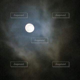 満月の写真・画像素材[4309262]