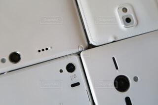 スマートフォンの写真・画像素材[4465371]