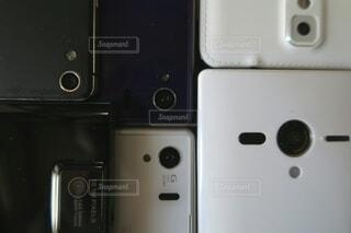 スマートフォンの写真・画像素材[4483367]