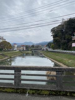 橋の近くの写真・画像素材[3150924]