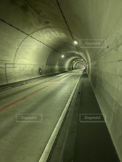 トンネルの写真・画像素材[3150951]
