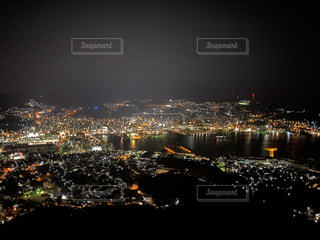 長崎の夜景の写真・画像素材[3152472]
