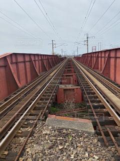 線路の写真・画像素材[3152873]