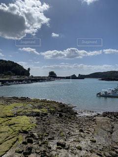 海岸の風景の写真・画像素材[3154786]