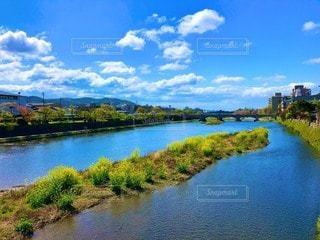川の写真・画像素材[3541028]