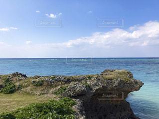 海 沖縄の写真・画像素材[3154424]