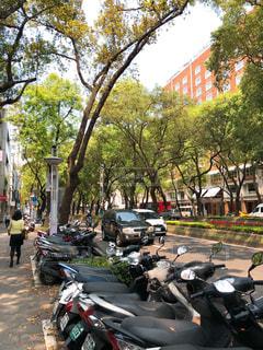 台湾の街並みの写真・画像素材[3154524]