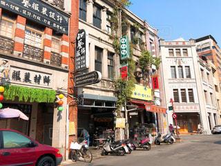 台湾の街並みの写真・画像素材[3154527]