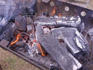 着火の写真・画像素材[3899400]