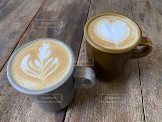 コーヒーカップの写真・画像素材[4387405]
