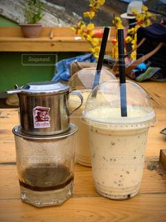 ベトナムコーヒーの写真・画像素材[3160272]