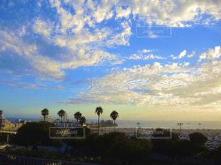 サンタモニカのビーチの写真・画像素材[3225028]