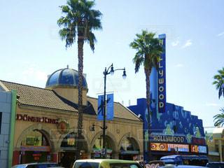 ハリウッドの街並みの写真・画像素材[3225053]