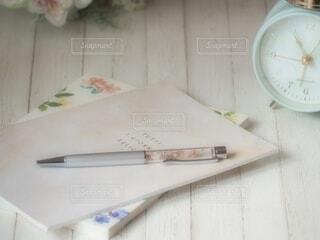 日記の写真・画像素材[3950107]